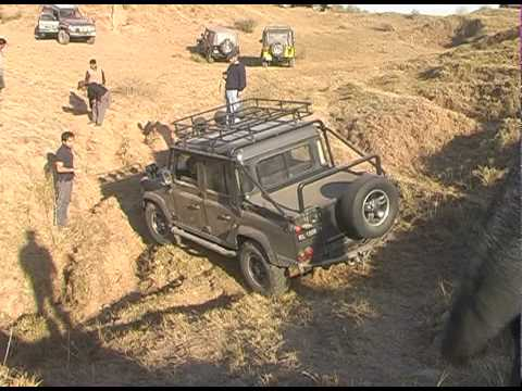 IJC New Year's Offroading 2010