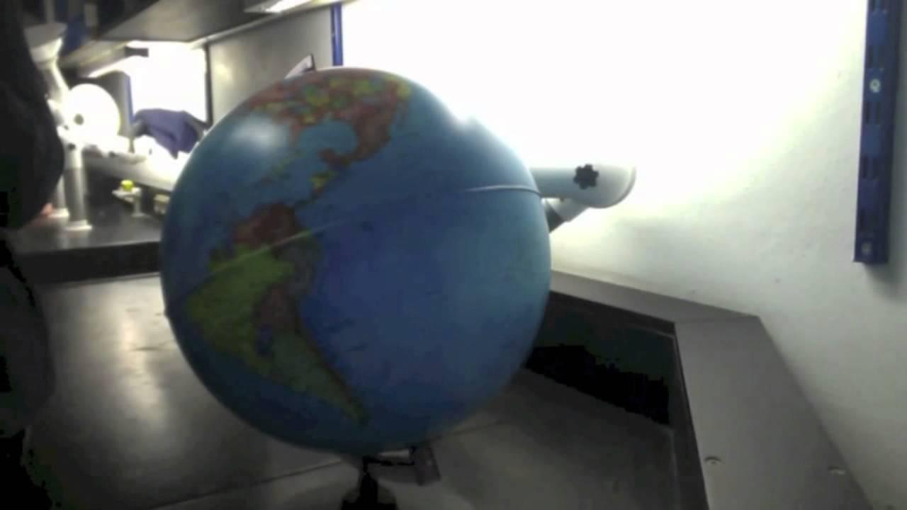Geografi- Hvorfor har vi årstider?