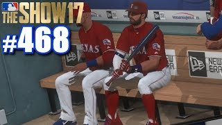 BENCHED IN THE WORLD SERIES?! | MLB The Show 17 | Road to the Show #468