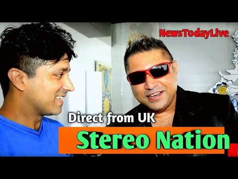 Stereo Nation Taz Punjabi Singer interaction with Sandeep Juneja