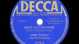 Watch Jimmy Dorsey Blue Champagne video