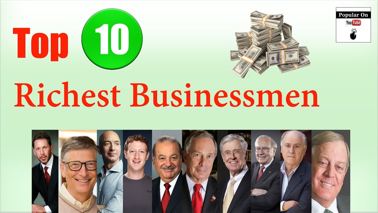 Image result for top businessmen in world