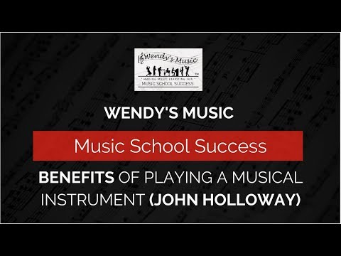 Benefits of Playing Musical Instruments Full