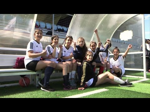 Football a refuge for children who seek asylum in Australia