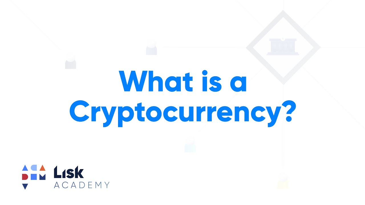 what is a cryptocurrency blockchain