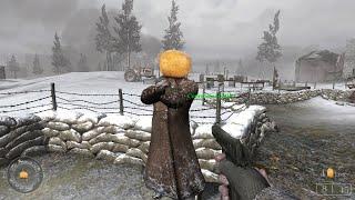 Red Army Potato Training (Call of Duty 2 Parody)