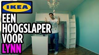 Ikea Hoogslaper Loftbed STUVA English Subs