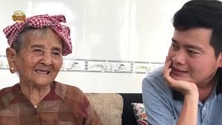 Bà ngoại bán vé số 91 tuổi vừa mừng vừa lo khi nhận tiền của những tấm lòng hảo tâm