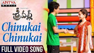 Chinukai Video Song | Srivalli Video Songs | Rajath Krishna, Neha Hinge, V.Vijayendra Prasad |
