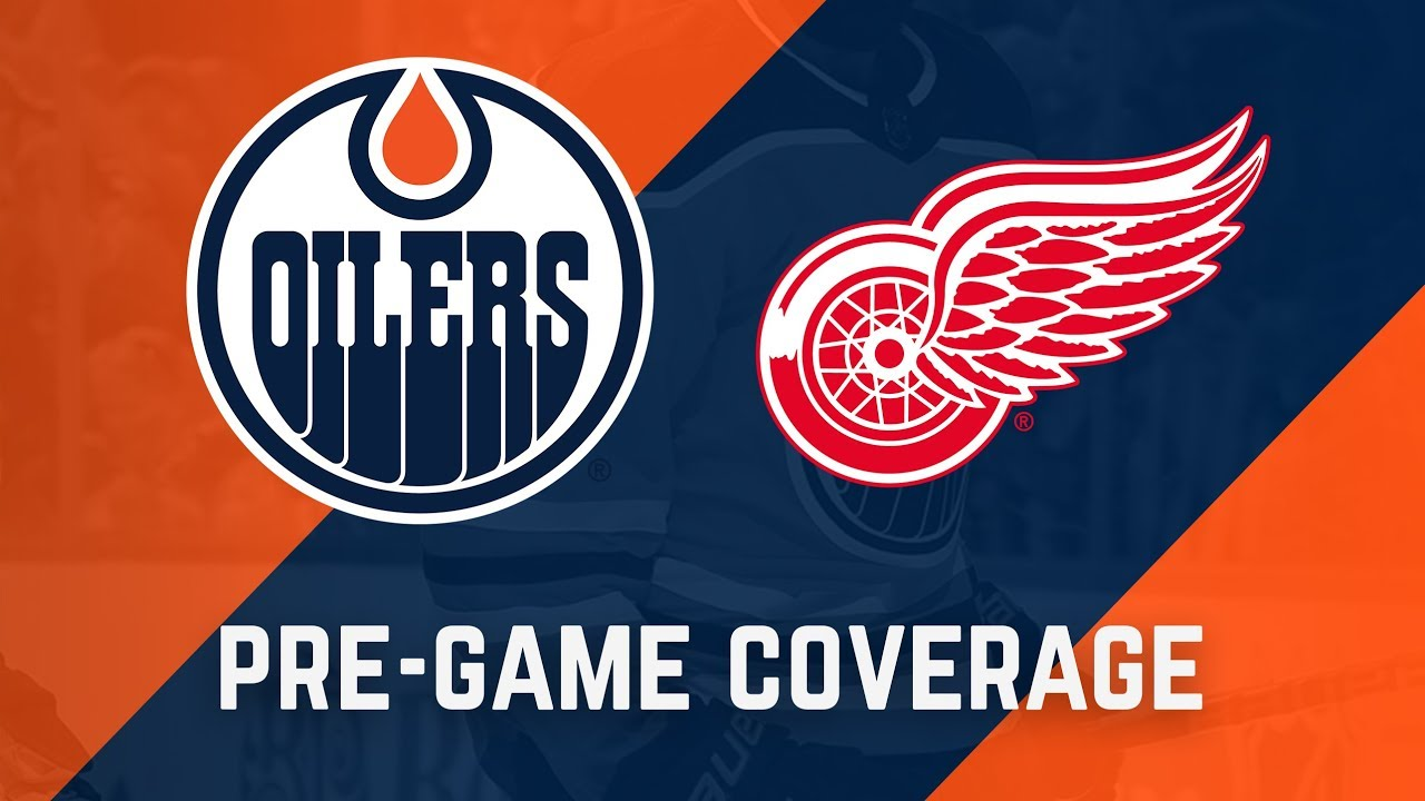 best cheap 097f4 044a4 ARCHIVE | Oilers Pre-Game Interviews vs. Detroit