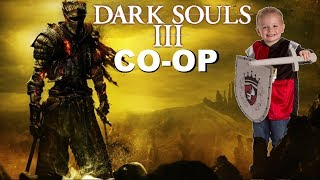 Dark Souls 3 - Co-oP the Vet with the Noob