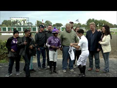 video thumbnail for 10-06-19 Monmouth Park Race 07
