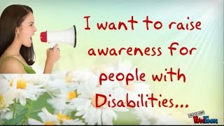 Equality for Wheelability, Raising Awareness for all Disabilities