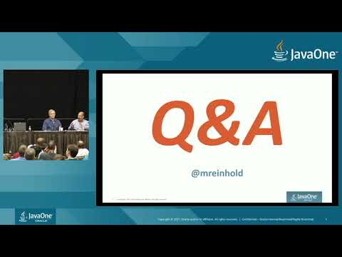 Ask the JDK Architects