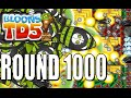 BTD5 Steam/Mobile HIGHEST ROUND EVER? (Round 1000)