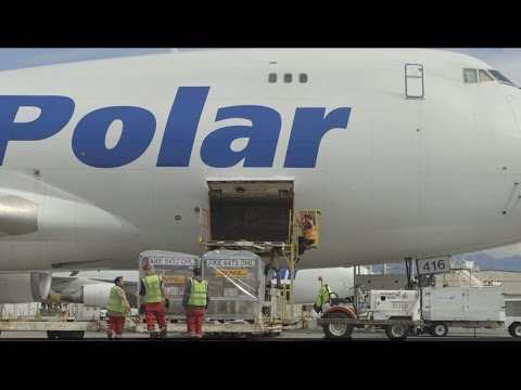 Ted Stevens Anchorage International Airport: Cargo