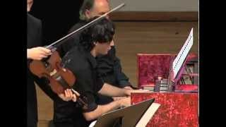 Horacio Franco y la Capella Cervantina. Adagio Ma Non Tanto-Allegro. XV Aniversario del Cenart