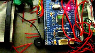 Integrated Home Automation System STM32 [final]