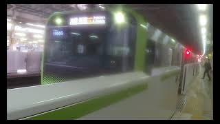 【JR山手線】 E235系トウ42編成 池袋・新宿方面行き 上野発着
