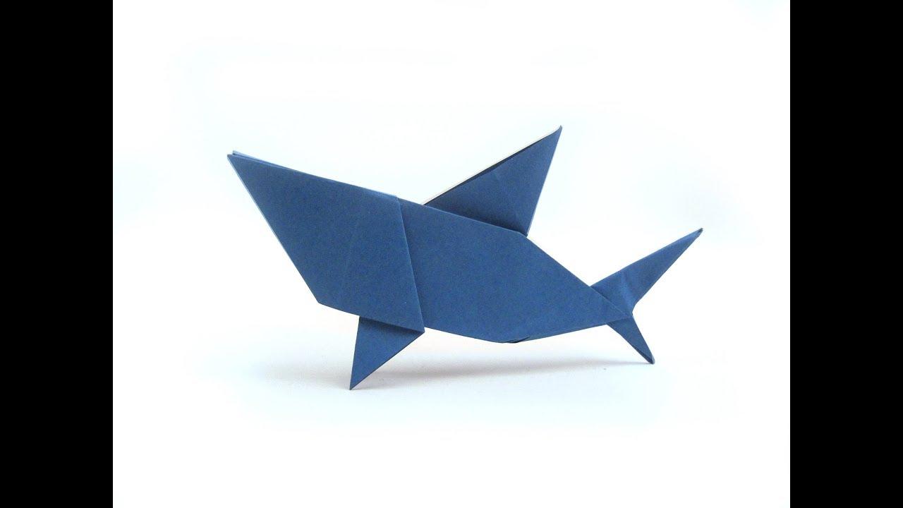 easy origami shark origami easy tutorial how to make an  easy origami shark origami easy tutorial how to make an origami shark