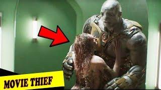 [TỔNG HỢP] 10 Ma/Quỷ Nữ Đáng Sợ Trong Phim KINH DỊ| Ghost Woman In Horror Movie
