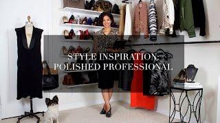 Style Inspiration: Polished Professional