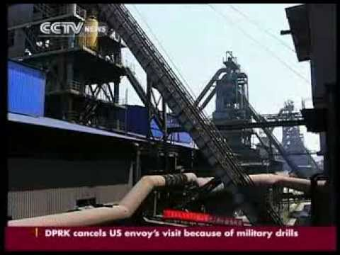 China's Steel Industry in Crisis