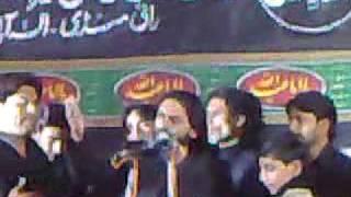 Jab Imam Ayenge | Sahib-e-Alam | Yaum-e-Gham, Allahabad | 30th Jan 2011