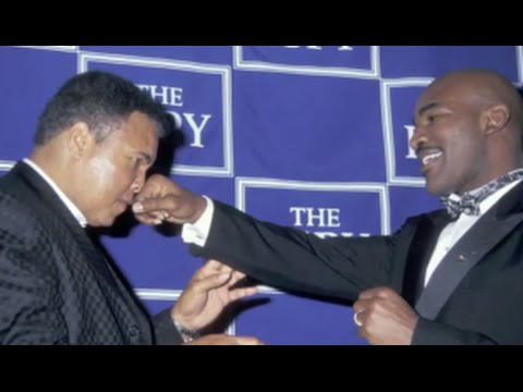 Muhammad Ali | Evander Holyfield Remembers the Boxing Legend
