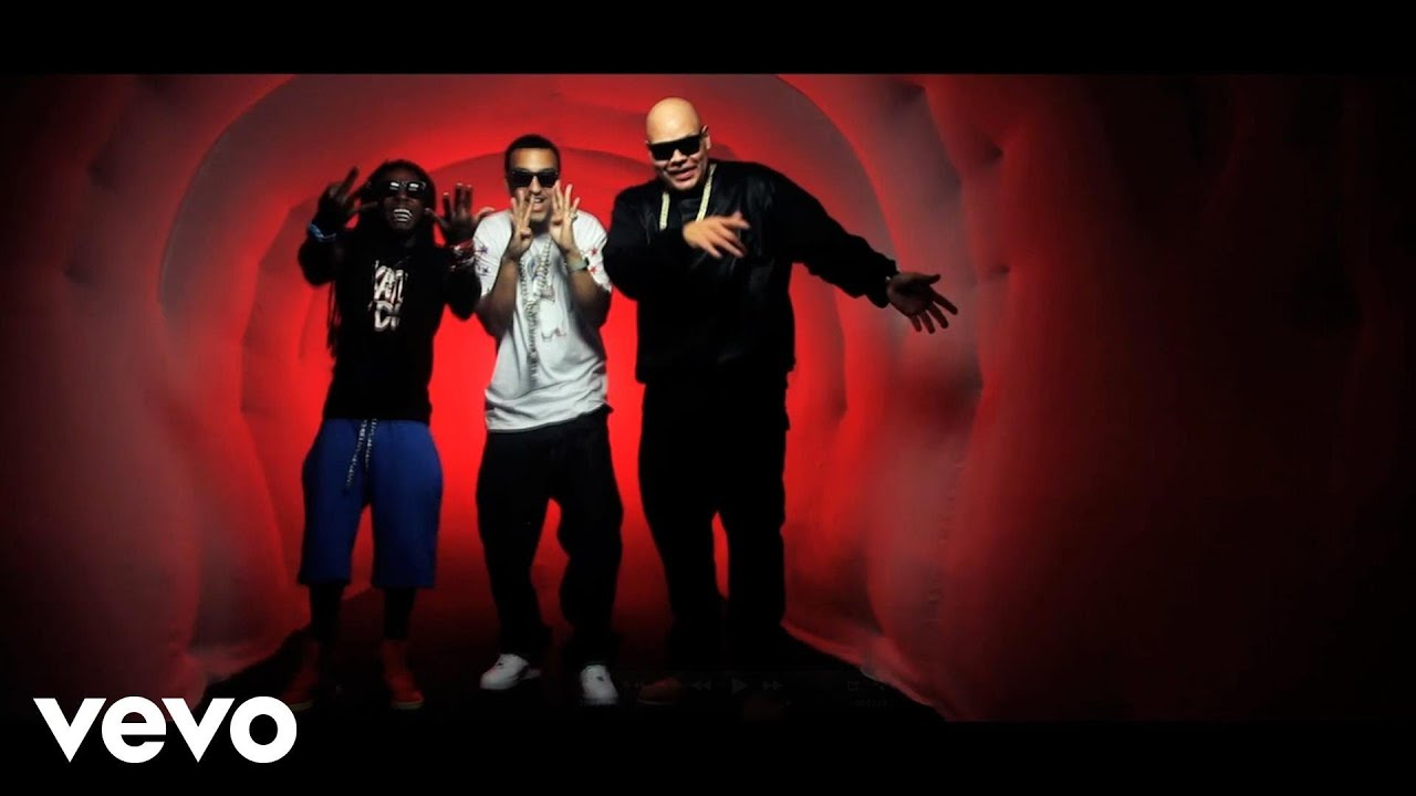 Yellow Tape (Ft. Lil Wayne, A$AP Rocky & French Montana)