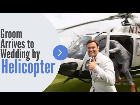 northern-michigan-outdoor-wedding---groom-arrives-by-helicopter!-luxury-tented-reception.