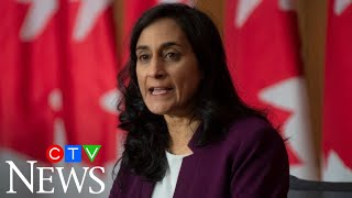 Ottawa aims to rollout COVID-19 vaccine by first quarter of 2021: Minister Anand