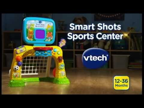 Smart Shots Sports Center™ by VTech®