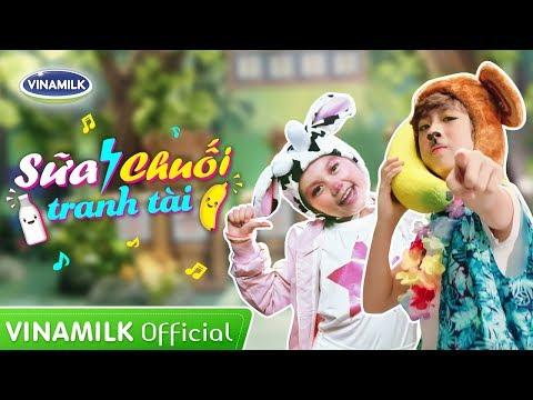 Sữa Chuối Tranh Tài