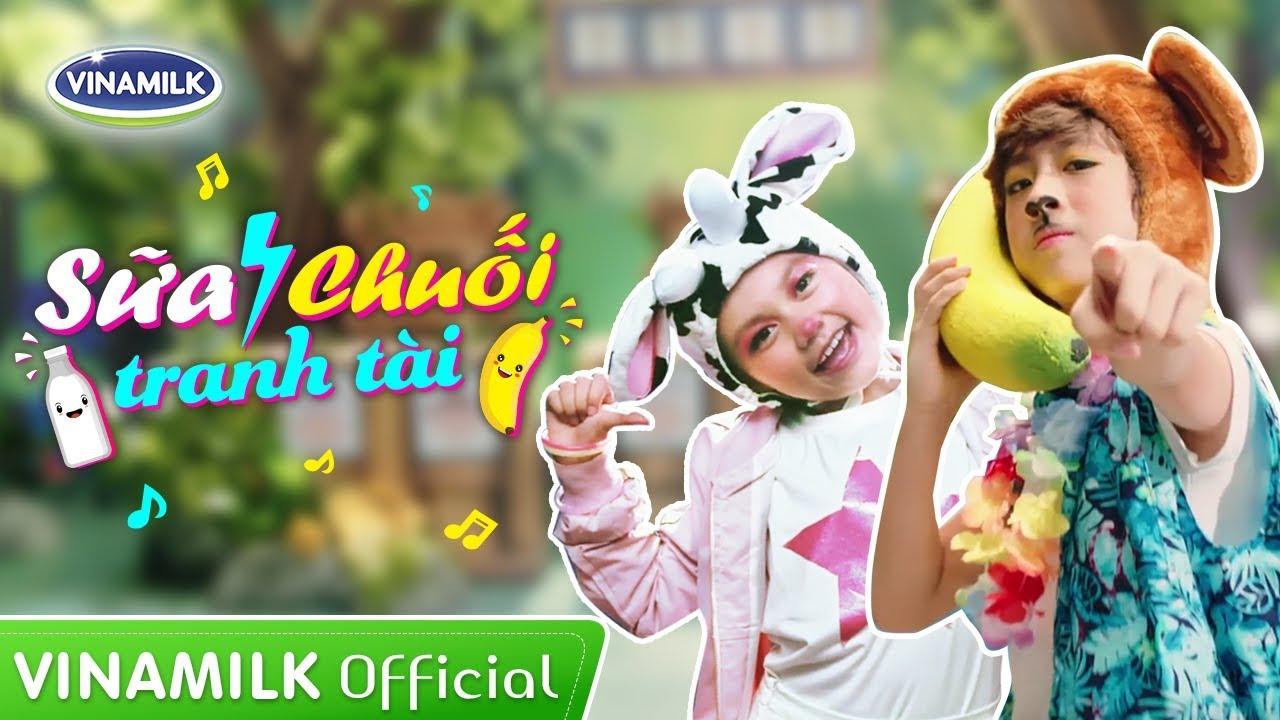Sữa Chuối Tranh Tài – Bào Ngư, Gia Khiêm, Hứa Minh Đạt, Lâm Vỹ Dạ [Official MV]