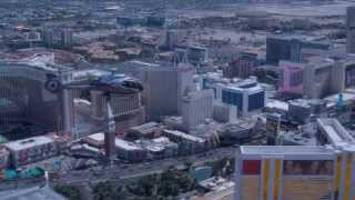 A Daytime Flight Over The Las Vegas Strip - Vegas Voyage
