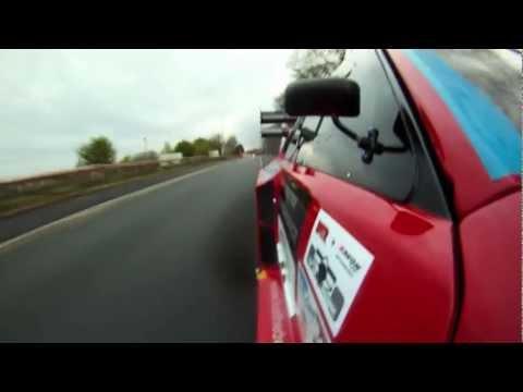 Audi Sport Quattro - KEMRacing in the Isle of Man