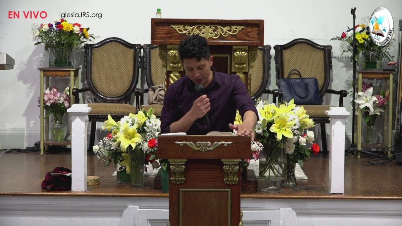 IglesiaJRS- Culto General- (03/18/2021)