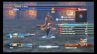 The Last Remnant (PC) Hard Solo - Enlightened Seven