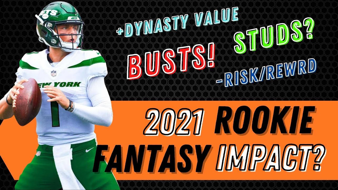 Fantasy Impact: Rookie Post Draft Evaluations