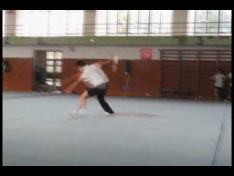 Wuhan wushu team Summer training 2007