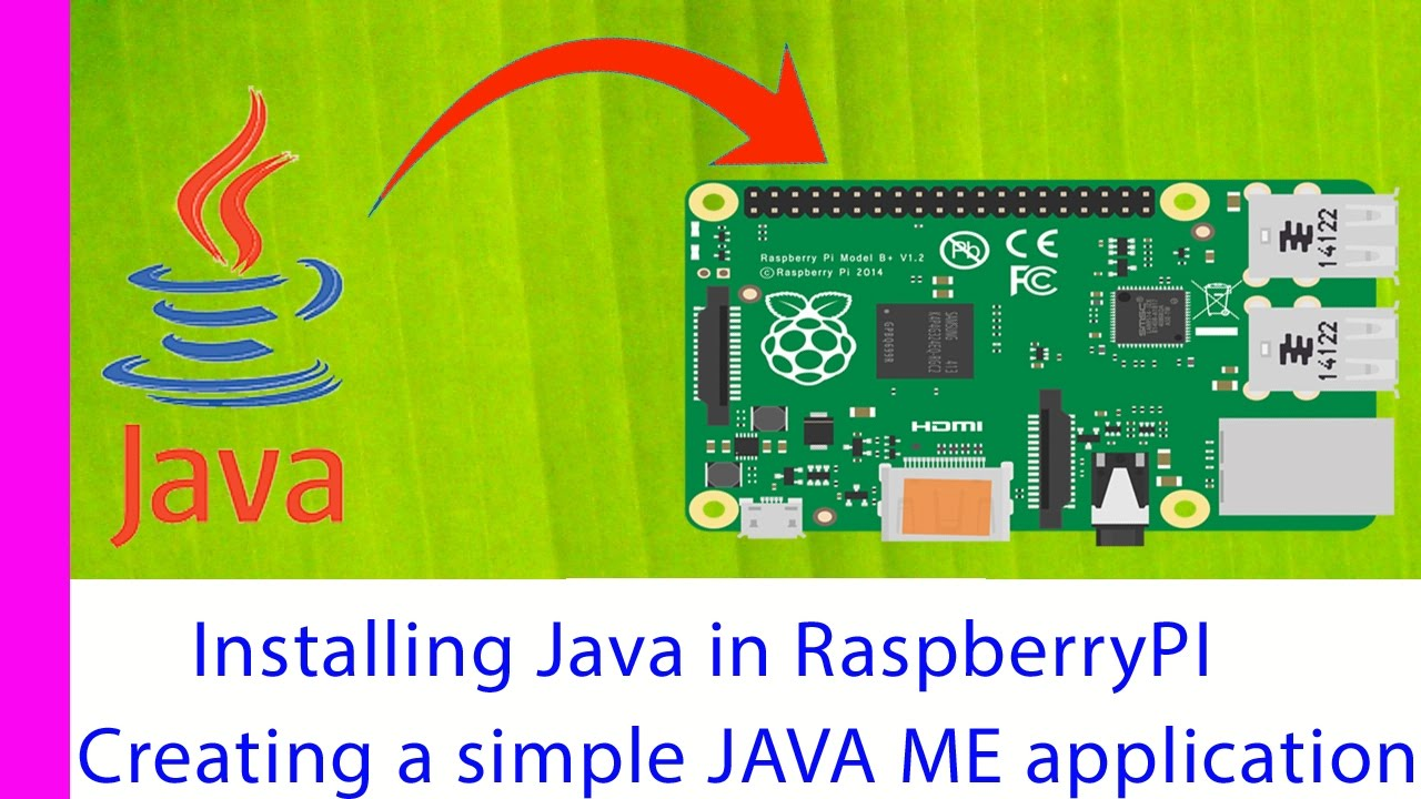 installing java in raspberry pi and creating and running java me rh youtube com Christmas Light Show From the Raspberry Pi Raspberry Pi Pinout