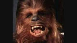 Chewbacca sound byte