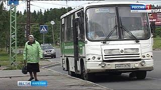 Карельское УФАС признало незаконным отмену маршрута автобуса №26