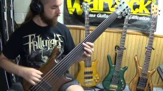 Beyond Creation - Omnipresent perception on Fretless  bass