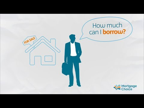 How Much Can I Borrow For A Home Loan? | Money Chat | Mortgage Choice