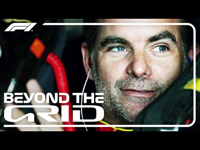 NASCAR Legend Jeff Gordon On His Love Of F1 And More   Beyond The Grid   Official F1 Podcast
