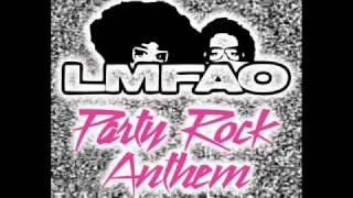 LMFAO feat. Lauren Bennett  Goon Rock - Party Rock Anthem PJ Project Bootleg Mix