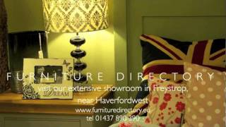 Lighting solutions from FurnitureDirectory, Pembrokeshire's boutique furniture store