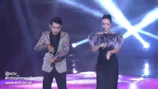 Cemen & Zaskia Gotik - Satu Jam Saja (Infotainment Awards 2016)